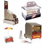 Hotdog Machines and Supplies