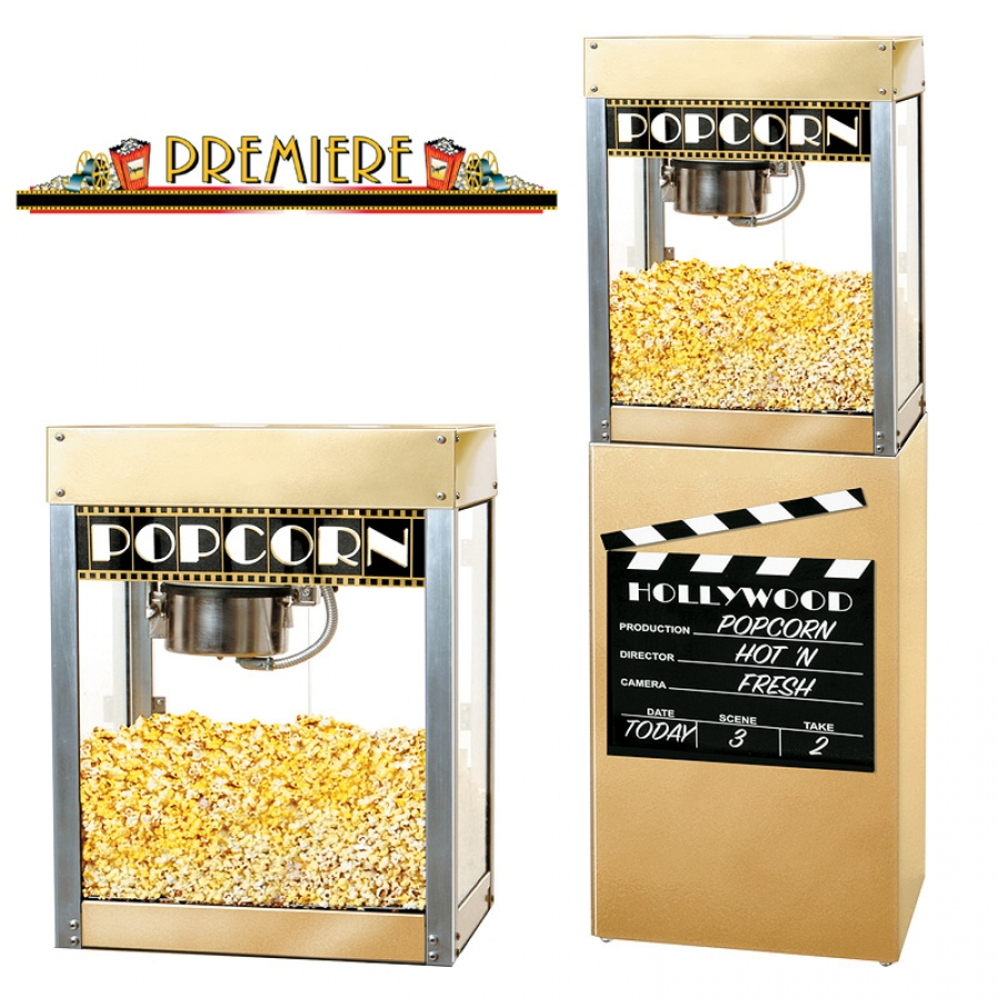 Premiere Popcorn Machines - Benchmark USA Inc - Manufacturers of